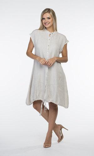 CHERISHH BEIGE DRESS