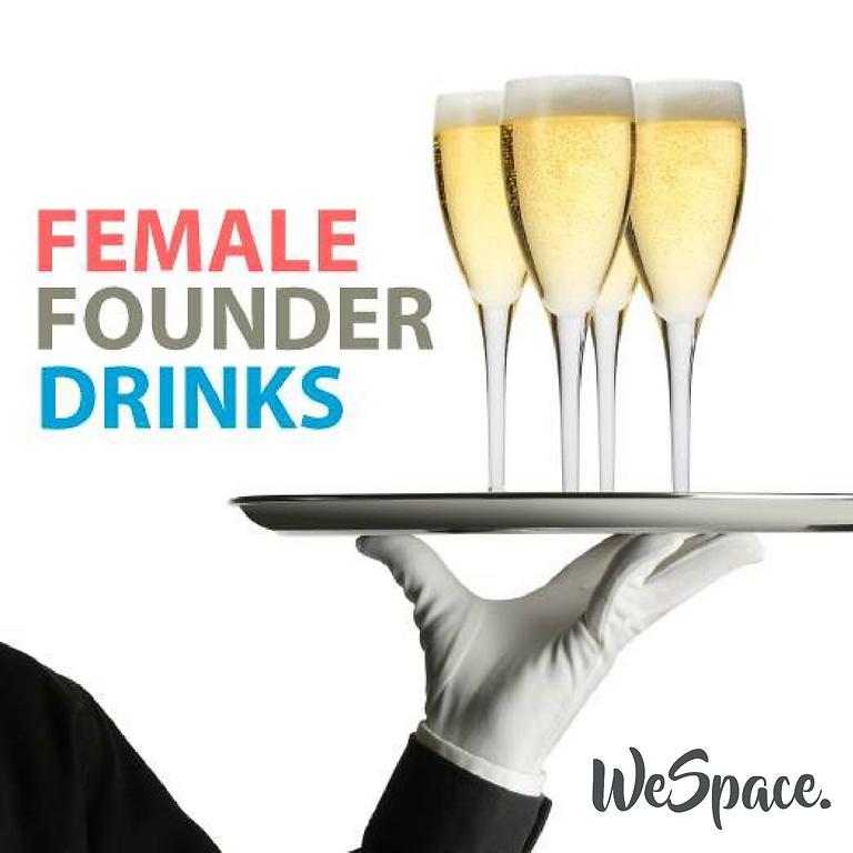 Female Founders Drinks