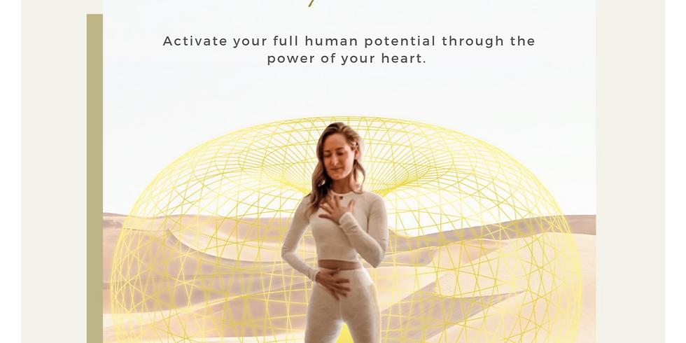 Heart Activation Meditation Class