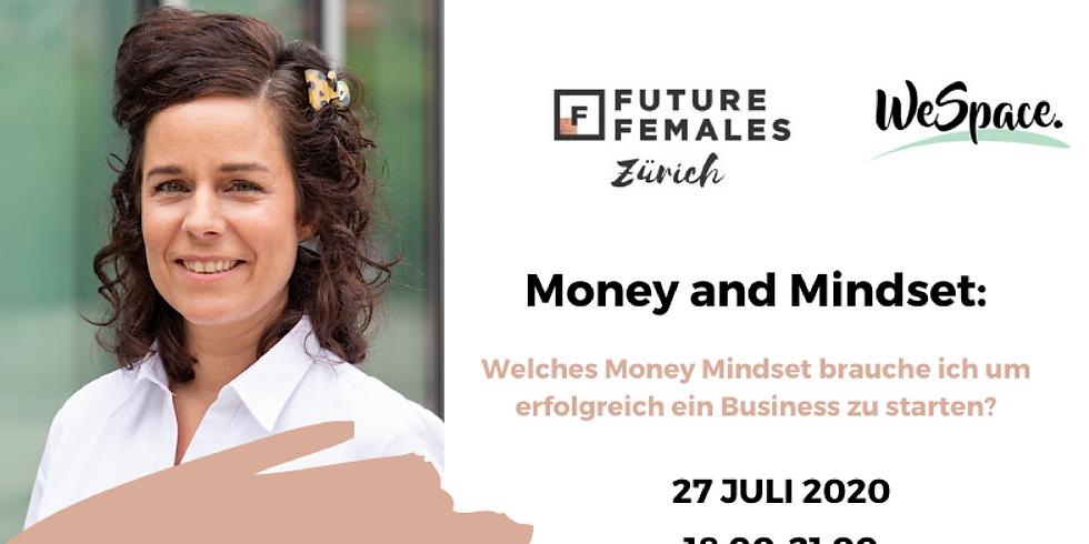Money and Mindset: Welches Money Mindset brauche ich um erfolgreich ein Business zu starten? with Penny Schiffer
