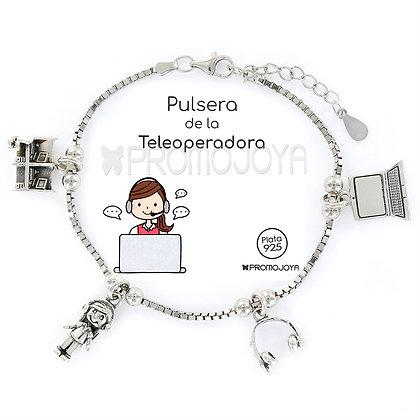PULSERA DE TELEOPERADORA