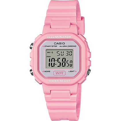RELOJ CASIO COLLECTION  LA-20WH-4A1EF