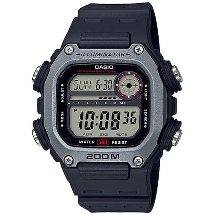 RELOJ CASIO COLLECTION DW-291H-1AVEF