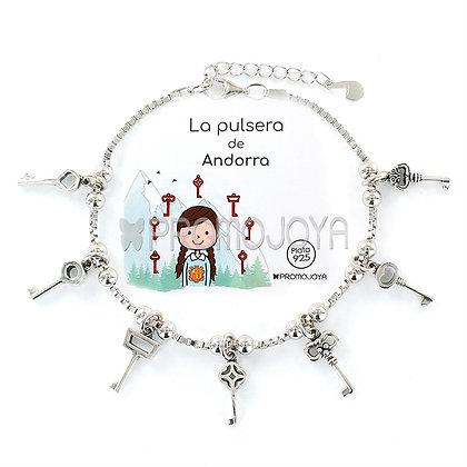 PULSERA DE ANDORRA
