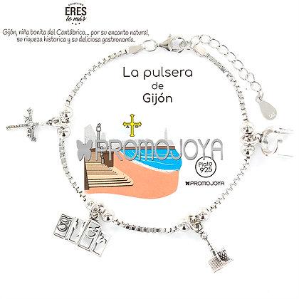 PULSERA DE GIJÓN