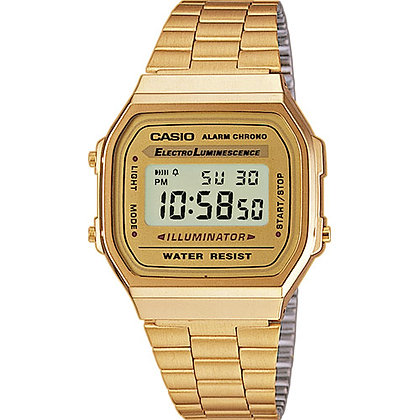 RELOJ CASIO COLLECTION UNISEX A168WG-9EF