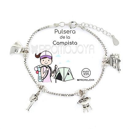 PULSERA DE LA CAMPISTA