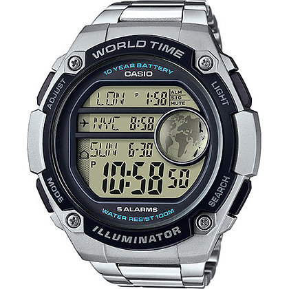 RELOJ CASIO COLLECTION CABALLERO AE-3000WD-1AVEF