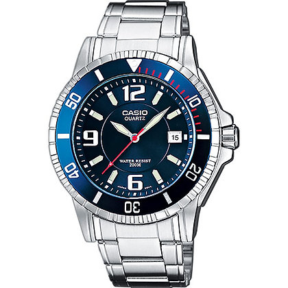 RELOJ CASIO COLLECTION CABALLERO MTD-1053D-2AVES