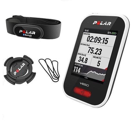 POLAR V650 GPS PARA BICICLETAS