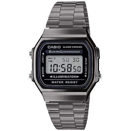 RELOJ CASIO COLLECTION UNISEX A168WEGG-1AEF