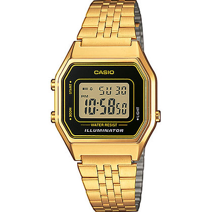 RELOJ CASIO COLLECTION SEÑORA LA680WEGA-1ER