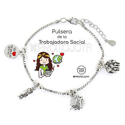 PULSERA DE LA TRABAJADORA SOCIAL