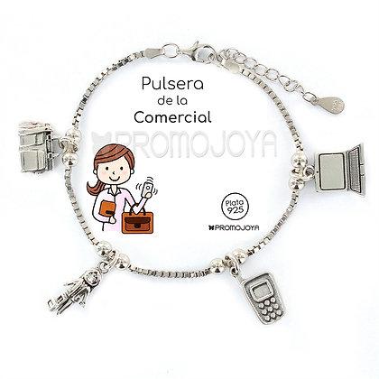 PULSERA DE LA COMERCIAL