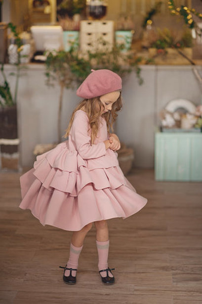 Sukienka Emma róż