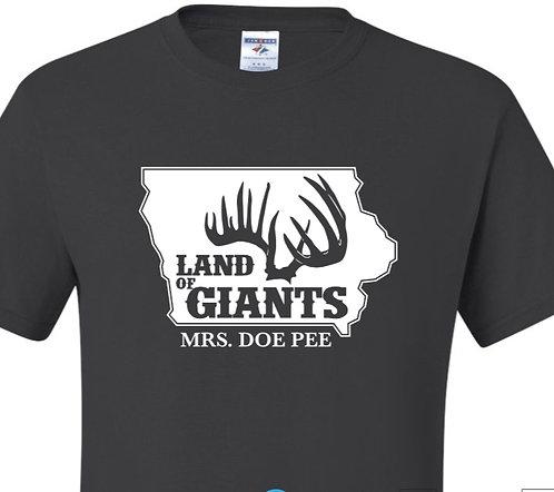 Land of Giants Tee