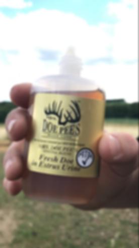 Fresh Doe in Estrus Urine