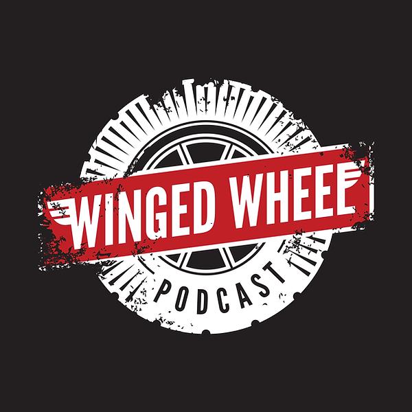 Winged Wheel Podcast Logo Large