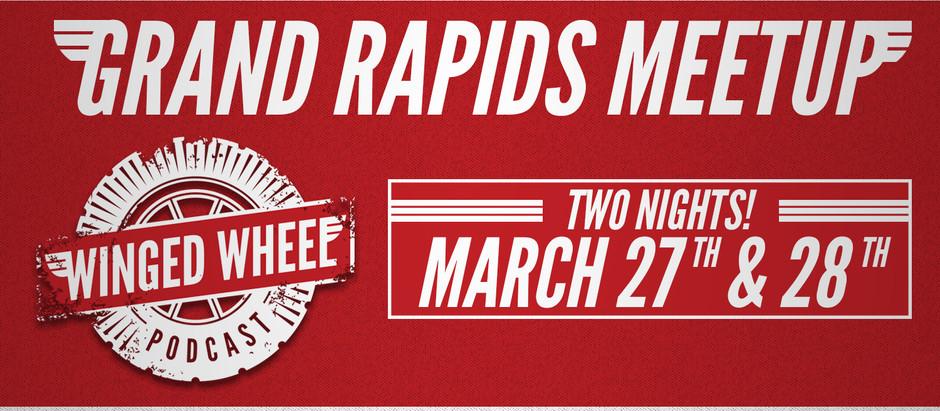 Grand Rapids Meetup!