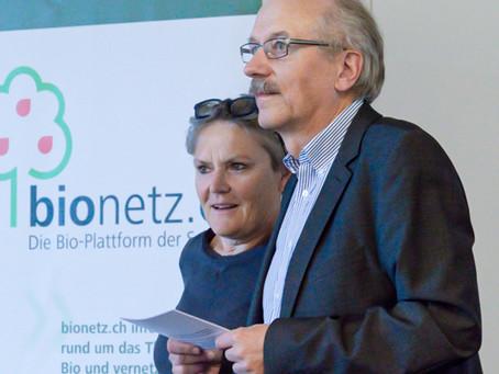 VELEDES/bionetz.ch-Fachtagung vom 23. Oktober 2019 in Dübendorf.