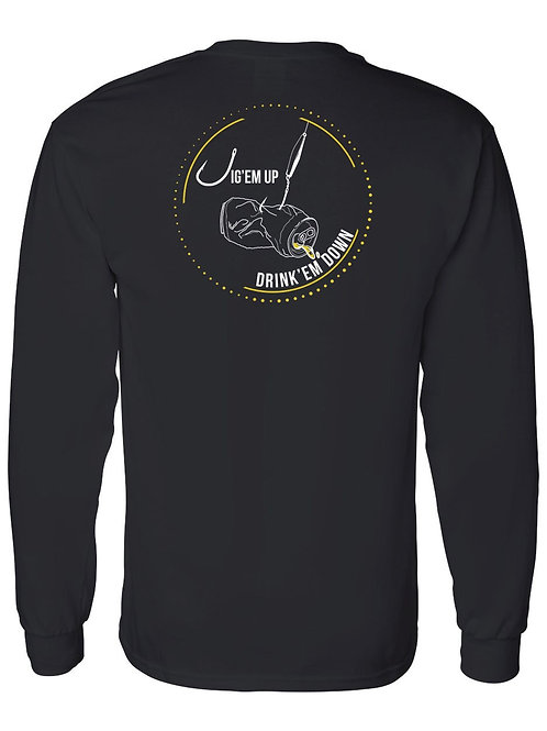 Drink'em Down Long Sleeve