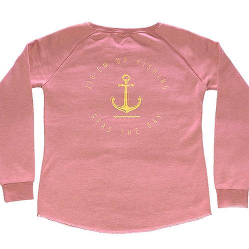 Seas the Day Crewneck Sweatshirt