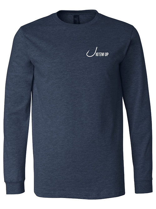 Jig'em Up Long Sleeve