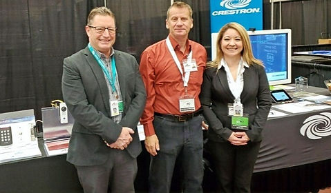 El Paso City Expo bicsi certified crestron access communications group