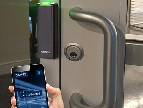 Phone Entry- Access Control