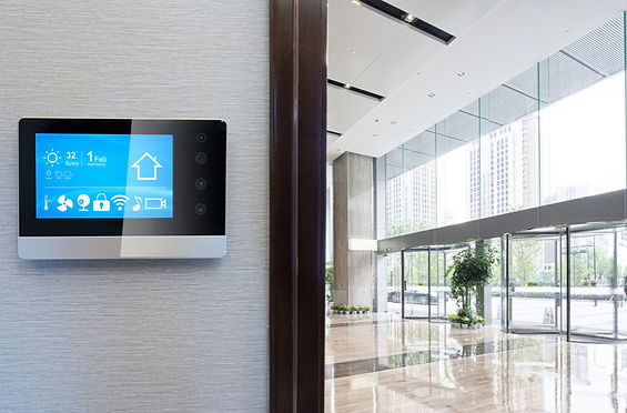 Iot-smart-building