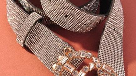 Josephine's Full Circle Diamond Belt