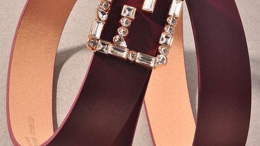 Josephine's Diamond Maze Belt