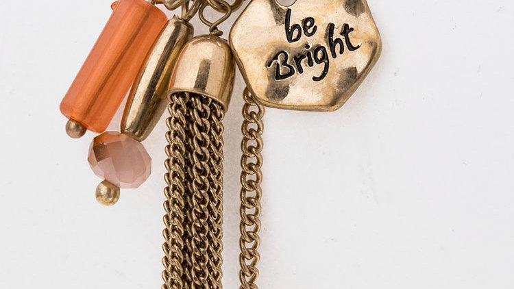 BE BRIGHT Mix Charm Bracelet