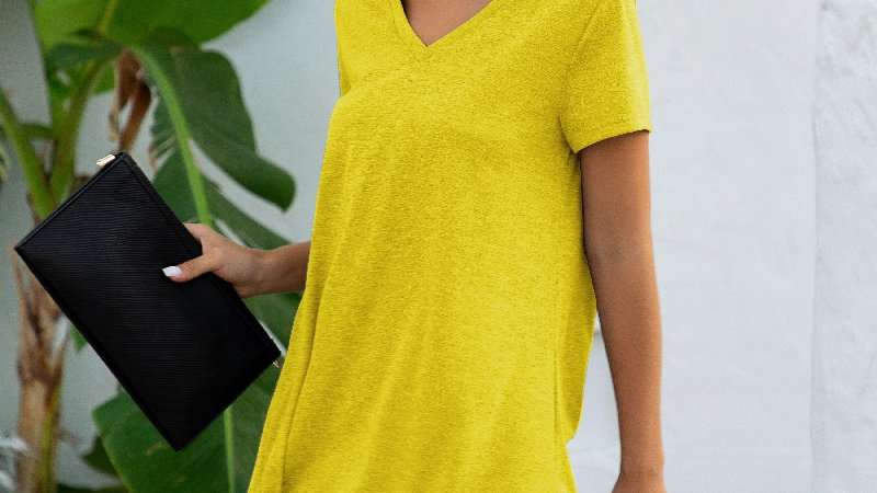 Josephine's Comfy T-shirt Dress