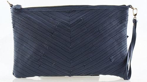 Blue Vintage Handbag