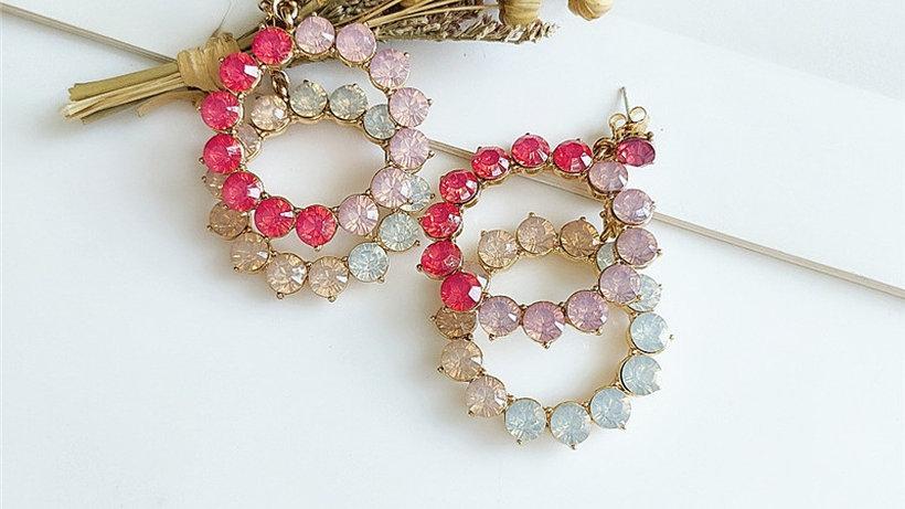 Josephine's Detachable Fashion Earrings