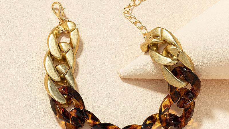 Josephine's Tortoise Gold Bracelet