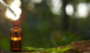 Natural remedies, aromatherapy - dropper