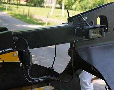 Kamera als Abbiegeassistent am Vorbaugerät - Sicher und legal fahren nach §30 StVZO