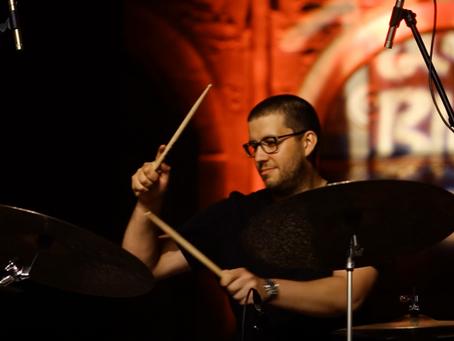 Kultura performing at the Edinburgh Jazz and Blues Festival