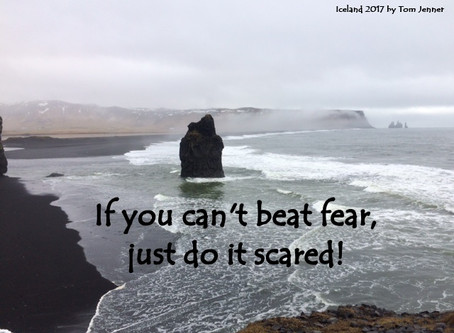 Don't let fear stop you!