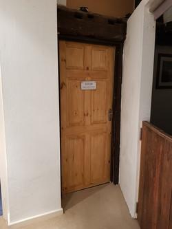 6 My door