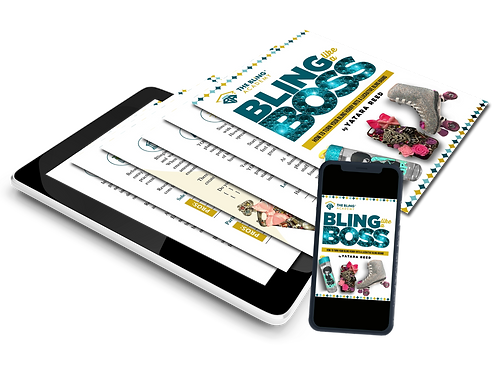 Bling Like A Boss (ebook)