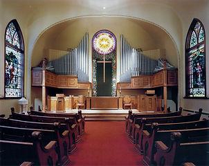Church Designed by Richard Monastra Architect