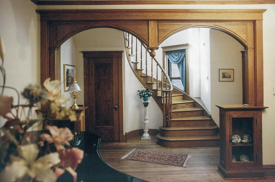 Custom Residence by Richard Monastra Architect
