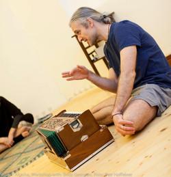 Boris Georgiev workshop Nov