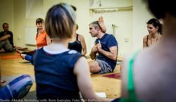 Boris Georgiev workshop Nov 2015