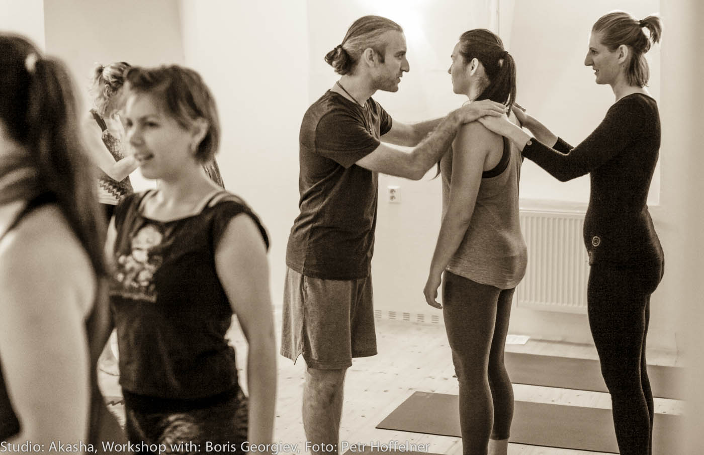 Boris Georgiev workshop Nov 2015