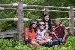 Latiff & family