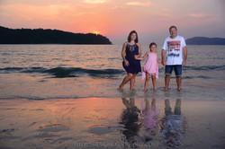 Mellisa's family